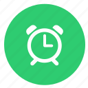 alarm, planning, signal, time, wait icon