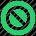 cancel, close, denied, mobile, ui icon
