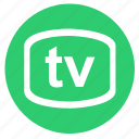 function, mobile, mode, tv, view icon