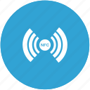 chip, nfc, payment, service, wireless icon