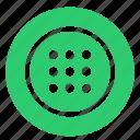 access, keyboard, numbers, pin, ui icon