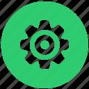 configurate, mobile, options, settings, ui icon