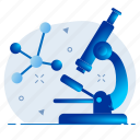 biology, experiment, laboratory, science icon