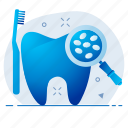 dentist, dentistry, germs, health, healthcare, medical, toothbrush icon