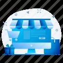basket, buy, ecommerce, shop, shopping, store icon