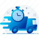delivery, free, logistics, shipping, transport, transportation, truck icon