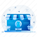 ecommerce, buy, shop, shopping, online, buying icon