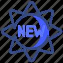 badge, brand, new, offer, shop, sticker