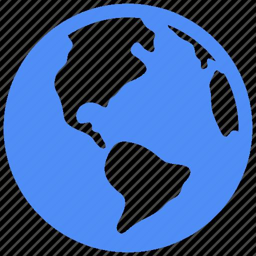 communication, earth, global, globe, internet, world icon