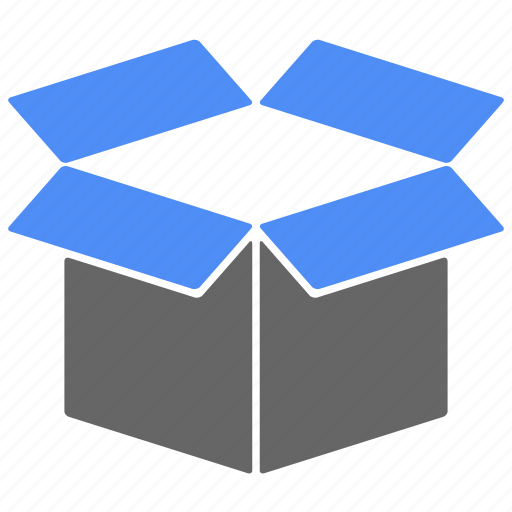 box, delivery, gift, logistics, shipping icon
