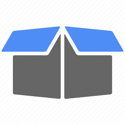 box, delivery, gift, logistics, shipping, transport, untitled icon