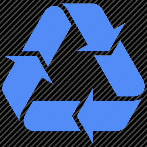 bin, garbage, recycle, refresh, trash icon