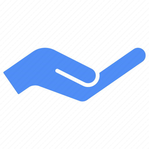 care, hand, palm, thumb icon