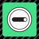 bg, blue, profile, switch icon