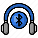 headphone, bluetooth, music, multimedia, audio