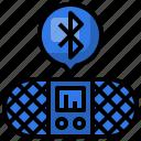 radio, speaker, music, bluetooth, wireless