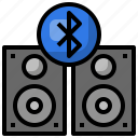 speaker, subwoofer, loudspeaker, bluetooth, music