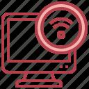 computer, wifi, bluetooth, ui, system, wireless