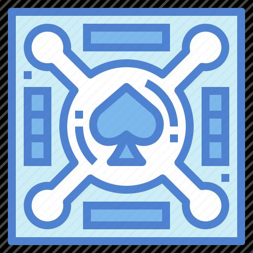 board, entertainment, game, idea, puzzle icon