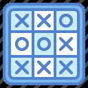 circles, crosses, gaming, tac, tic, toe icon