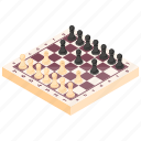 board game, chess, chess board, chess game, pawn, strategy icon