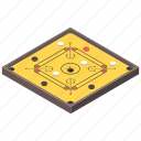 board game, carrom, carrom board, indoor game, tabletop game