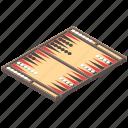 backgammon, board game, casino, gambling, strategic game