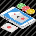 blackjack, cards game, casino, gambling, poker cards icon