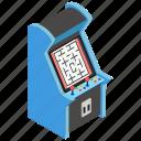 arcade game, casino game, coin game, gambling, indoor game, video game