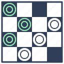 chess, game, checkers, board, leisure