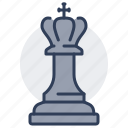 chess, piece, game, board, leisure, king