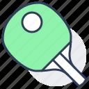 game, board, leisure, ping, pong, tennis