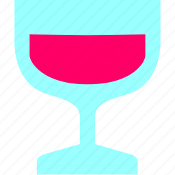 bocal, drink, glass, juice, wine icon