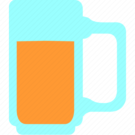 alcohol, beer, bocal, drink icon