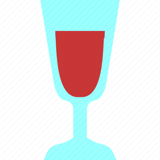 alcohol, bocal, coctail, drink, glass, wine icon