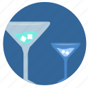 alcohol, bocal, cocktail, dishes, evening, party, wineglass icon