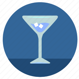 alcohol, bocal, cocktail, dishes, drink, gin, wineglass icon