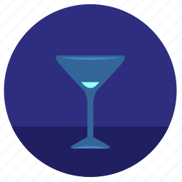 bocal, dishes, drink, empty, night, wineglass icon