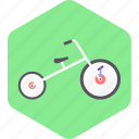 baby, cycle, enjoy, kid, play, toddler icon