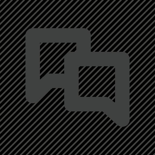 comment, message icon