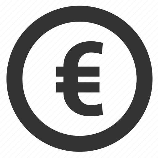 coin, currency, ecommerce, euro, finance, money, payment icon