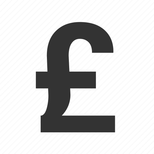 business, currency, ecommerce, finance, money, payment, poundsterling icon