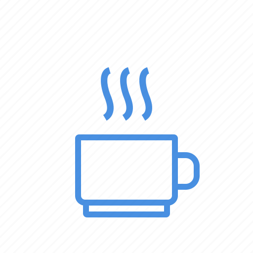 beverage, coffee, cup, drink, espresso, hot, strong icon