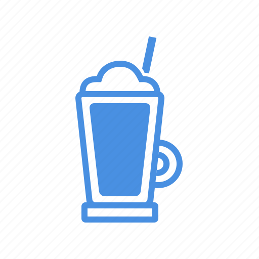 beverage, coffee, cup, drink, late icon