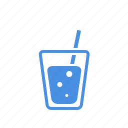 beverage, cold, drink, fizz, refreshing, soda icon