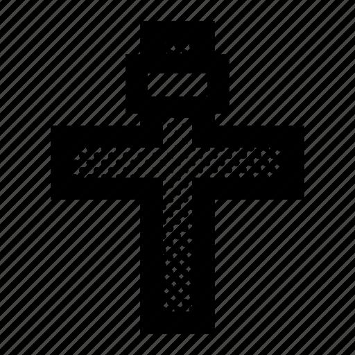 Christian, cross, jesus, religion icon - Download on Iconfinder