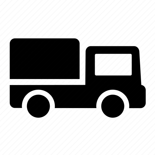 car, delivery, shopping, transportation, truck, vehicle icon