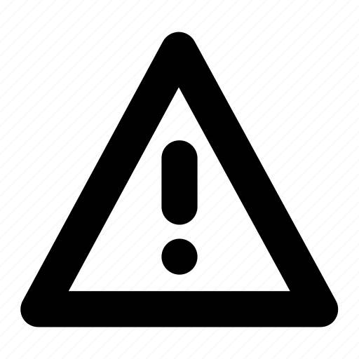 alarm, alert, attention, danger, warning icon