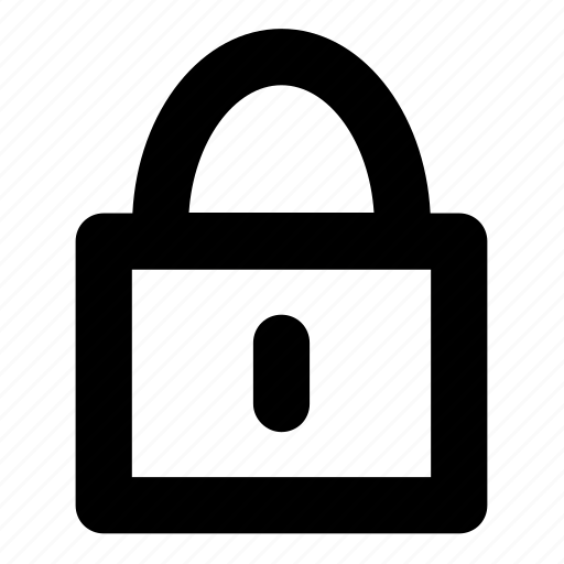 lock, padlock, protection, safe, secure, security icon