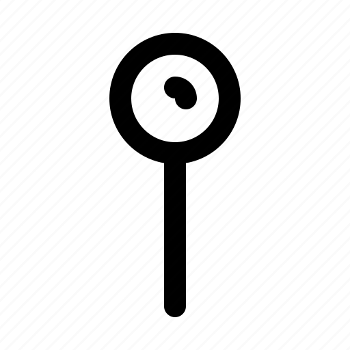 location, map, navigation, pin, snap icon